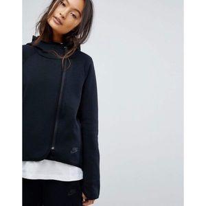 Nike Tech Fleece Cape Hooded Jacket